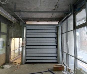 Высокоскоростные ворота в Мариинской больнице
