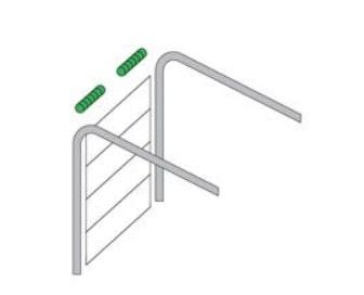 Стандартный подъём ворот