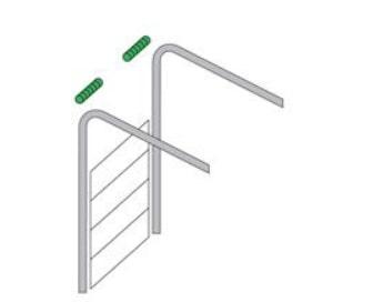 Высокий подъём ворот с верхним расположением вала