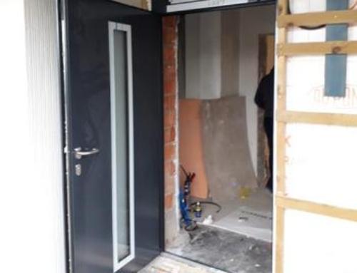 Установка дверей Hormann в Павловске
