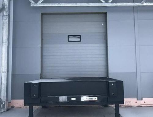 Монтаж ворот, перегрузочных доков и противопожарных штор для Garage Tools