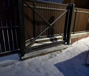 Объект - Ворота в Васкелово