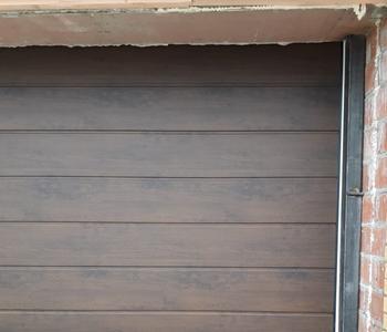 Гаражные ворота Hoermann с приводом ProMatic