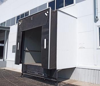Монтаж оборудования для склада Toyota