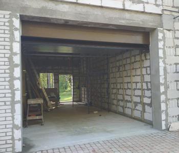 Ворота Renomatic Хёрманн в Дубках