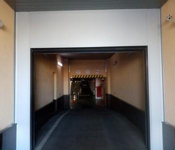 Замена ворот на скоростные в БЦ «ВЕДА ХАУС»