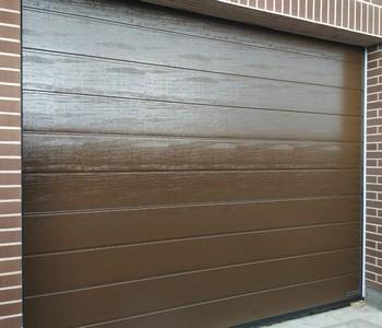 Гаражные ворота Hormann RenoMatic в Сосновом Бору