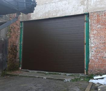 Промышленные ворота DoorHan в Котельском