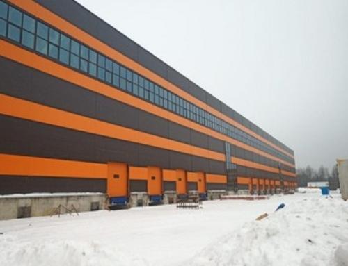 Промышленные ворота, мосты и герметизаторы в Кузьмолово